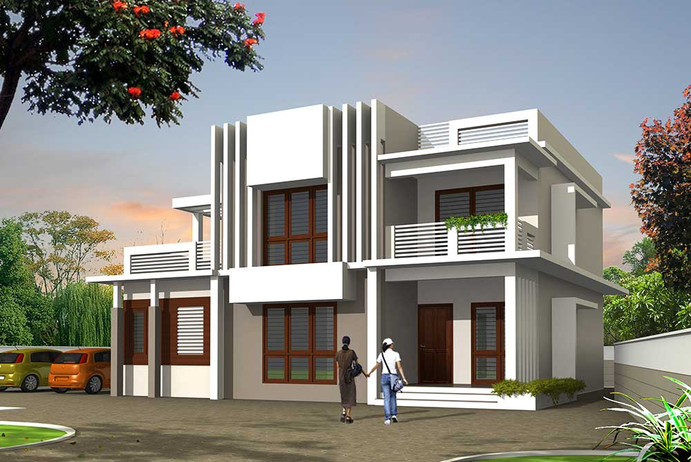builders and contractors trivandrum