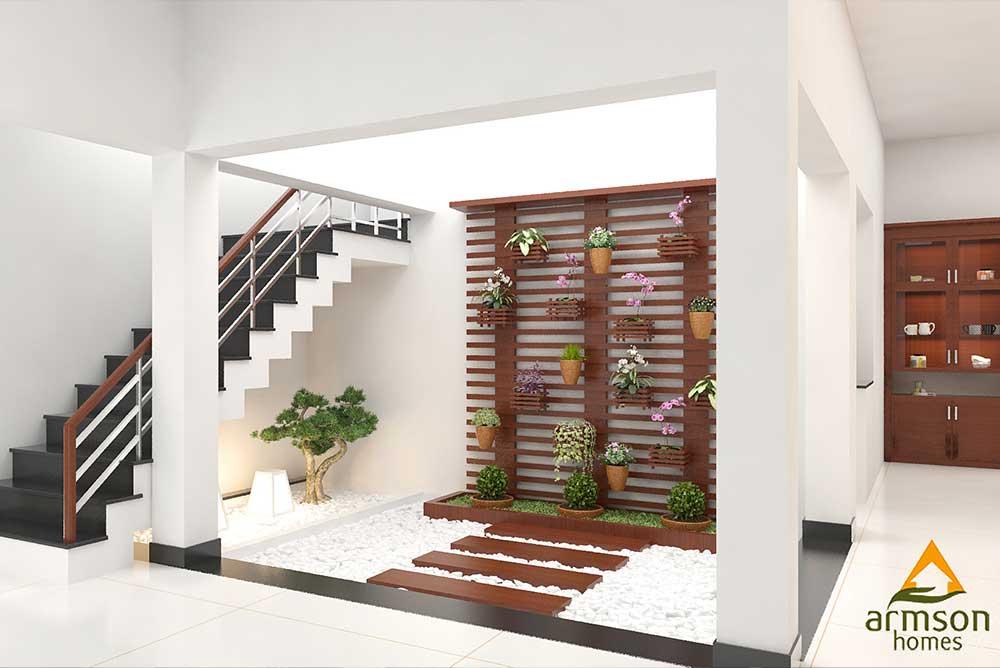 Interior Armson Homes Construction Interior Design Trivandrum