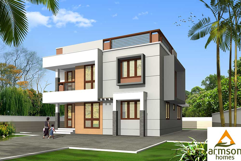 top construction companies in trivandrum