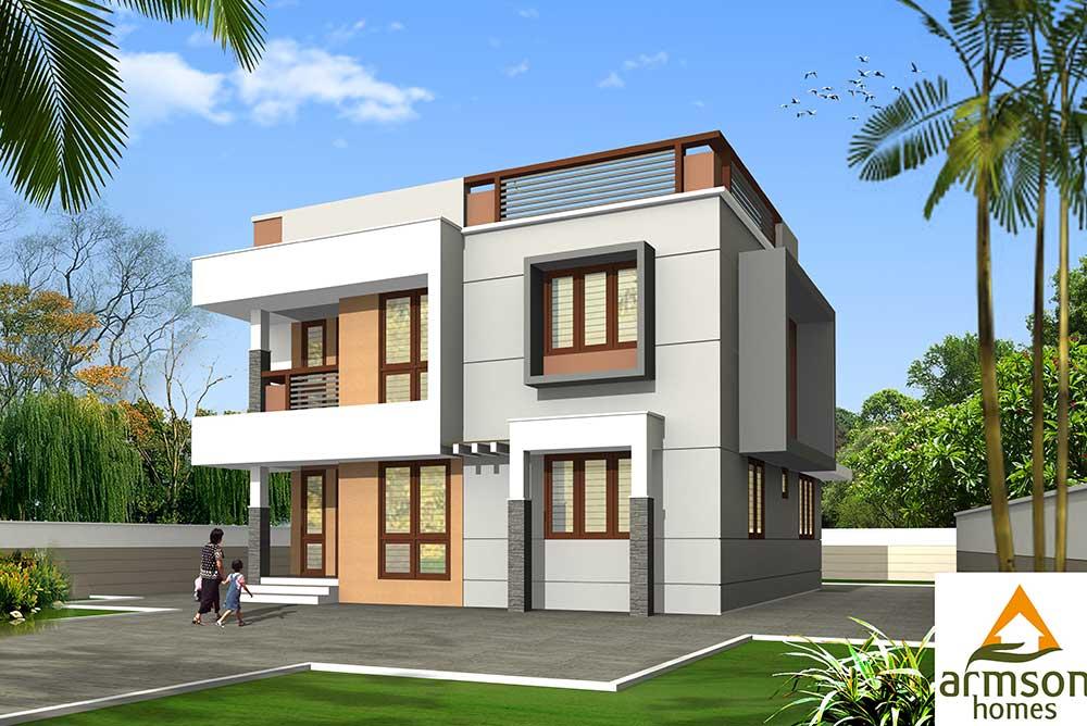top construction companies in trivandrum