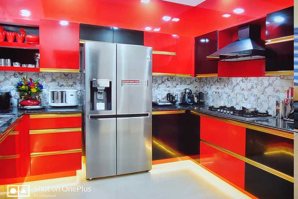 Modular Kitchen in Trivandrum